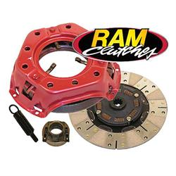 Ram Clutches 88502HDX HDX Series Clutch Set - Ford