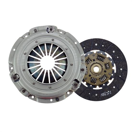 Ram Clutches 88709HD HDX Clutch, GM 9-1/8 Inch X 1-14 Spline