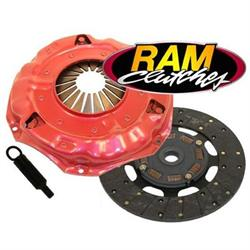 Ram Clutches 88931HDX HDX Series Clutch Set, LS1/LS2/LS3/LS6