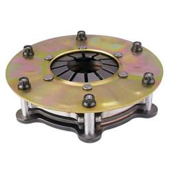 Ram Clutches 9651S Disc Clutch, Chevy Double Disc, 10 Spline, Pre-86