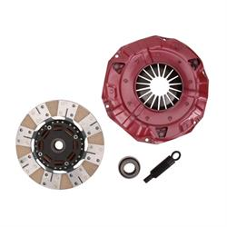 Ram 98764 GM Powergrip Performance Clutch, 1-1/8 Inch-26 Spline, 11