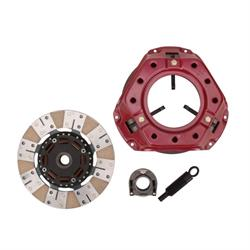 Ram 98769T Ford HDX Performance Clutch Set, 1-1/8 Inch-26 Spline