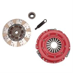 Ram 98794T Powergrip 1986-00 Mustang 5.0L Clutch Set, 10.5 x 1-1/8-26