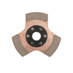 Ram Clutches 9953-3 Clutch Repair Parts, Chevy Disc, 26 Spline