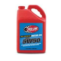 Red Line 11605 50W50 Synthetic Motor Oil, Gallon