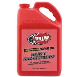 Red Line 58205 Heavy ShockProof? Synthetic Gear Oil, 1 Gallon