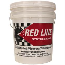 Red Line 30504 D4 ATF Automatic Transmission Fluid, 5 Gallon