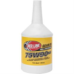 Red Line 58304 75W90 NS GL-5 Gear Oil