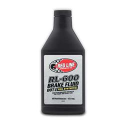 Red Line 90402 RL_600 Brake Fluid
