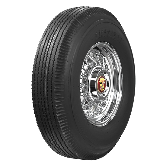 Bias Ply Tires >> Coker Tire 613113 Firestone Vintage Bias Ply Tire 820 15 Blackwall