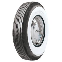 Firestone Vintage Bias Tire, 820-15 3.50 Inch Whitewall