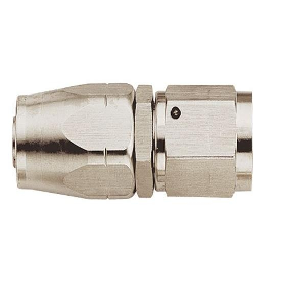Aeroquip FCE1014 Nickel Straight Hose End Coupler Fitting, -10 AN