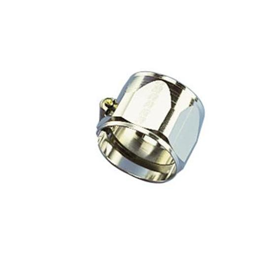 Goodridge 936-08DCH Tube Seal End, Chrome, -8 AN, 11/16 Inch I/D