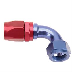 Fragola 229013 90 Degree Adapter Hose End Fitting, -16 AN to -12 AN