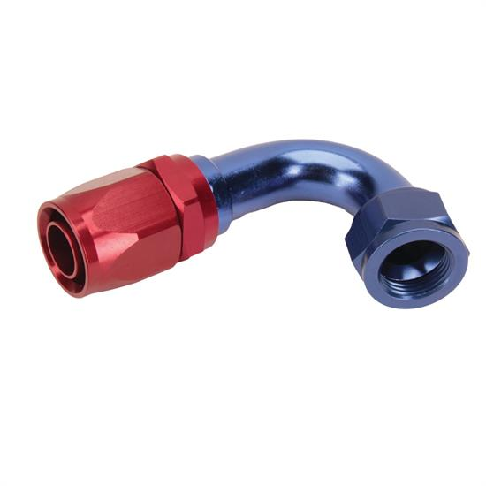 Fragola 231213 120 Degree Adapter Hose End Fitting, -12 AN to -16 AN