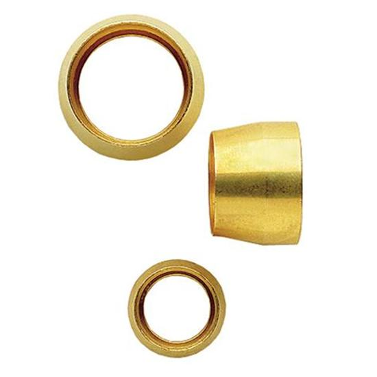 Brass Replacement Sleeves AN6 AC - Set of 6