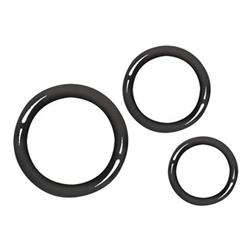 Speedway Replacement Nitrile O-Rings for -4 AN Fittings, Pack/10