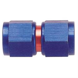 Female Aluminum Swivel Coupler Fitting, -6 AN