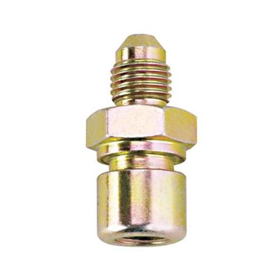 Straight 10MM-1.0 European to AN4 Male Adapter