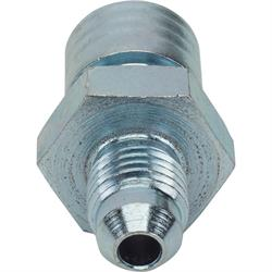 Straight 1/8 Inch NPT Female to AN4 Male Adapter