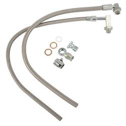 Gotta Show 131101 Mustang/T-Bird Rack & Pinion Power Steering Hose Kit