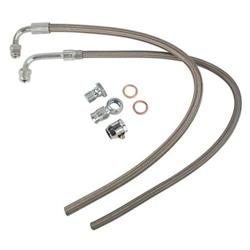 Gotta Show 131151 1965-79 Braided GM Power Steering Hoses