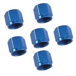 Aluminum Tube Nut Coupler, AN4 1/4 Inch