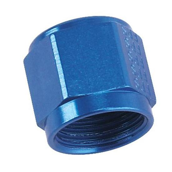 Aluminum Tube Nut Coupler, AN10 5/8 Inch