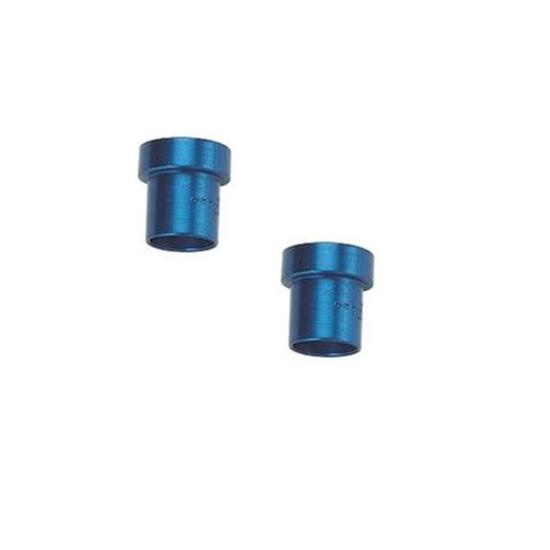 Aluminum Tube Nut Sleeve, -6 AN 3/8 Inch