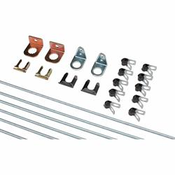 Speedway Universal Brake System Builder Kit, Lines/Fittings/Valves