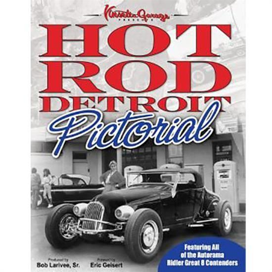 Book - GP Publishing Hot Rod Detroit Pictoral