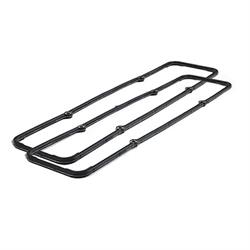 SCE Gaskets 211077-10 Molded Silicone Valve Cover Gasket, SBC