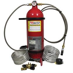 FireBottle AMRC1002 Automatic Fire System, 10 lbs