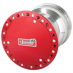 Sander 13-083-DO2 Direct Mount Wheel, 13x8, 3 Offs, Beadlock/Cover