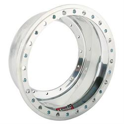 Sander Engineering 1-4L 13x4 Inch Beadlock Wheel Half
