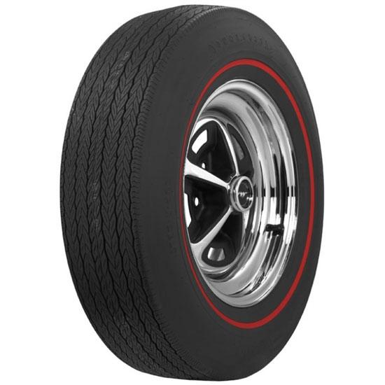 Red Line Tires >> Coker Tire 62470 Firestone Wide Oval Redline Tire F70 15