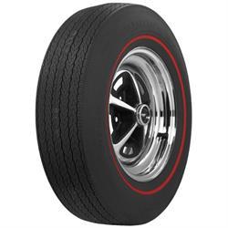 Coker Tire 62470 Firestone Wide Oval Redline Tire, F70-15
