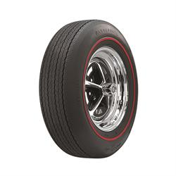 Coker Tire 62500 Firestone Wide Oval Redline Tire, FR70-15
