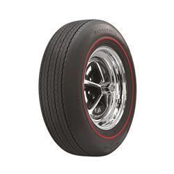 Coker Tire 62690 Firestone Wide Oval Redline Tire, GR70-15
