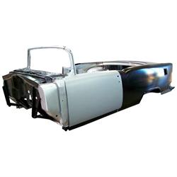 Real Deal Steel C55CD-12 1955 Chevy Convertible Body With Dash