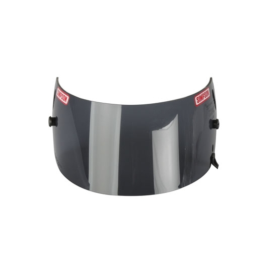 Simpson 1011-17 Racing Helmet Smoke Shield for Shark & Vudo