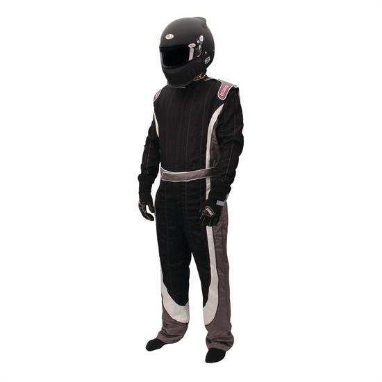 Simpson Crossover Racing Suit, One Piece, Multi Layer