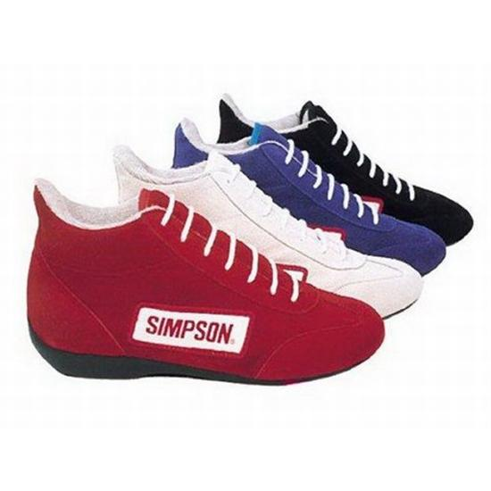 Simpson Low Top Driving Shoes