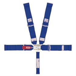 Simpson 55 Inch 5 Point Racing Harness Sport Belt Combo