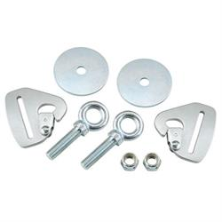 Speedway Clip-In Racing Harness Bracket Conversion Kit