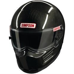 Simpson Carbon Fiber Bandit SA2015 Racing Helmet