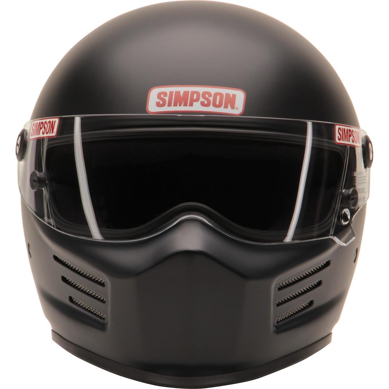 Simpson Racing Helmets >> Details About Simpson Racing Helmet Bandit Sa2015