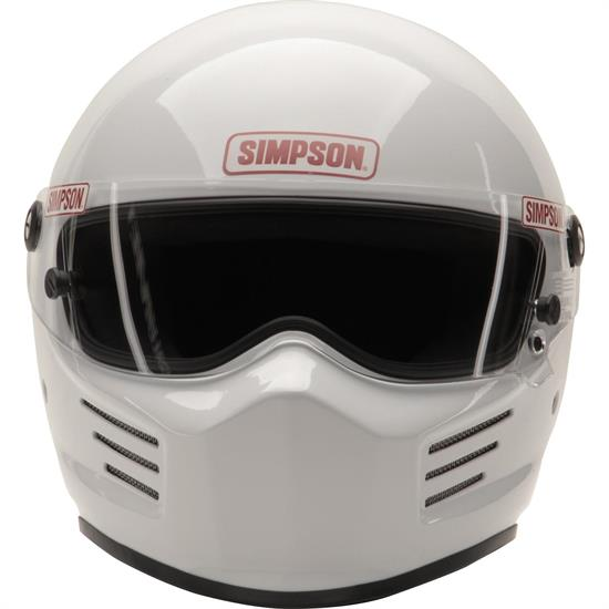0cea7de4 Simpson Bandit SA2015 Racing Helmet. Oval Track Cars, Full Face Helmet  Type, Snell SA2015 & FIA8859 Safety Rating, Adult Age Group