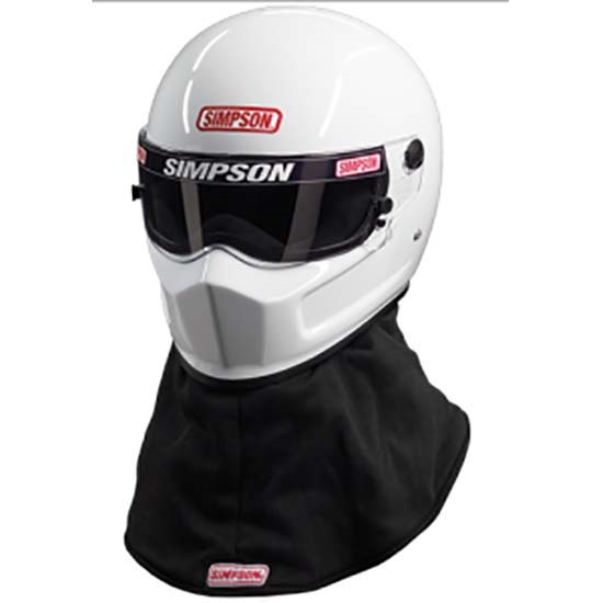Simpson Racing Helmets >> Simpson Drag Bandit Carbon Fiber Sa2015 Racing Helmet