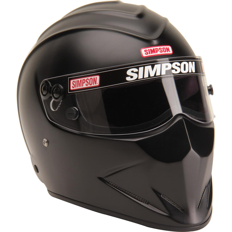 Simpson Racing Helmets >> Details About Simpson Racing Helmet Diamondback Sa2015